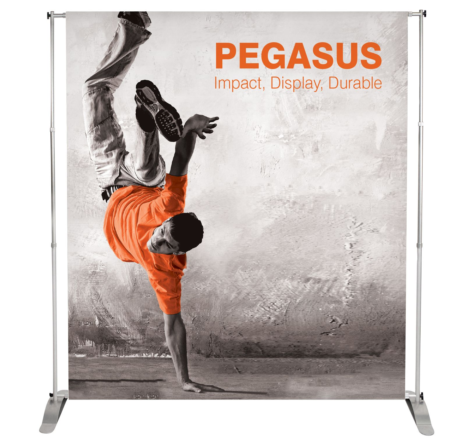 Display/sb22 Torgue Banner Stand 1