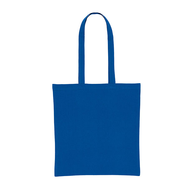 Promotional Products: PP-EY34F Coloured 5oz Cotton Shopper - Full Colour