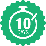 Lead Time: 10 days