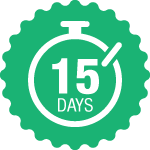 Lead Time: 15 days