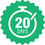 Lead Time: 20 days